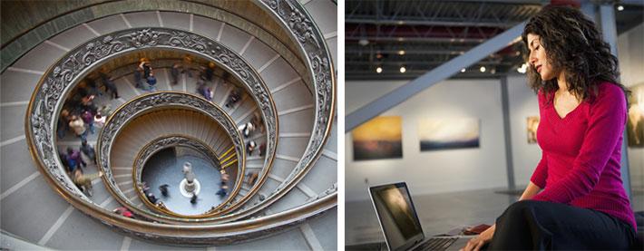 Billeterie musées
